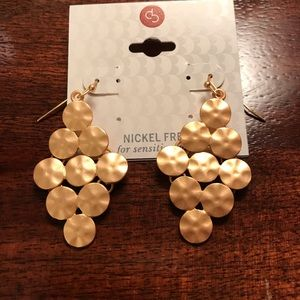 DressBarn earrings Nickel Free